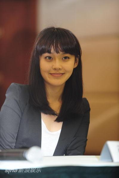 图文:《错嫁》发布会-张佳宁