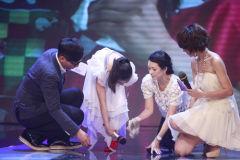 《中国梦想秀》章子怡圆双梦信乐团遭遇PK(图)
