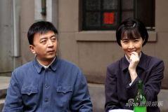 电视剧《烈焰》热拍马苏周一围与老师飙戏(图)