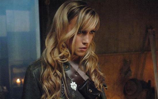 美女退出《邪恶力量》新女性角色填补第四季