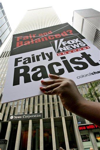 FOX新闻混淆奥巴马和本拉登引起民众围攻(图)