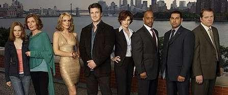 ABC和CBS分别公布季中档安排(图)