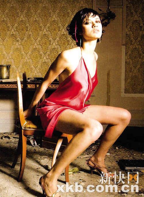 裸体美女的小屄屄_欧嘉·柯瑞兰寇:要我去健身房比登天还难