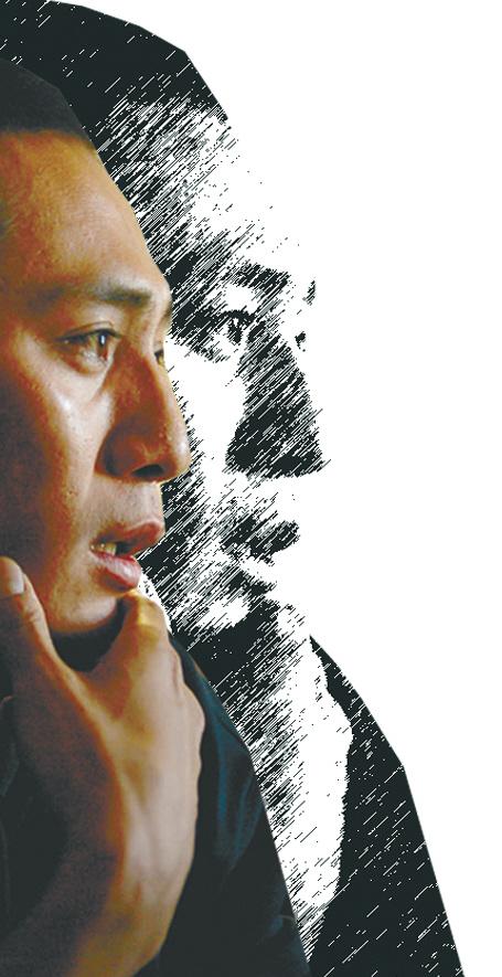 刘烨:铁人才是真正的硬汉小沈阳是我偶像(图)
