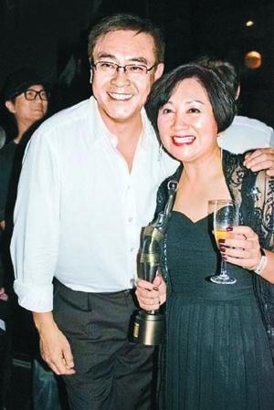 Derek Yee, Pau Hee-Ching (photos - ent.sina.com)
