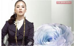 组图:宋慧乔优雅代言新款春装绽放知性魅力