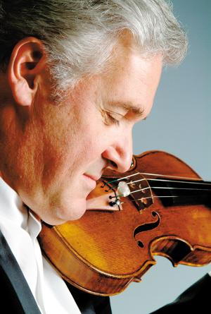 四大门派融合交流小提琴大师祖克曼演出超长