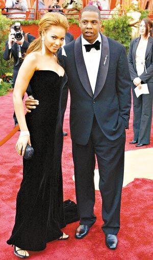 碧昂斯夫妇年赚近2亿美元称冠好莱坞(图)