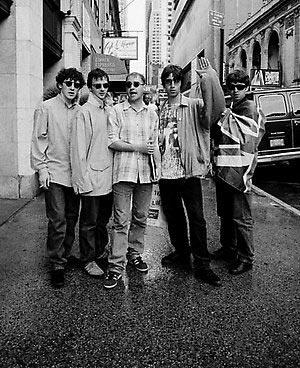 绿洲乐队1994年成名之初的珍贵记忆(10)