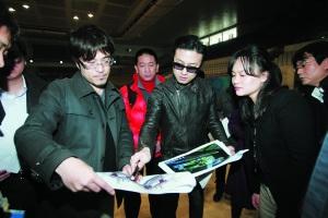 汪峰演唱会彩排演唱会将于明晚在首体举办