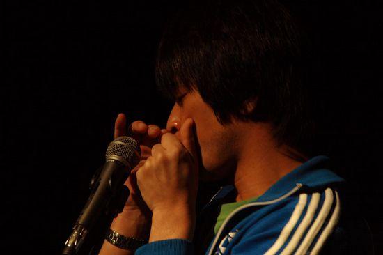 资料:草莓西安音乐节艺人-钟立风