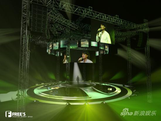 预告:10日直播周华健2010花的拼图巡演发布会