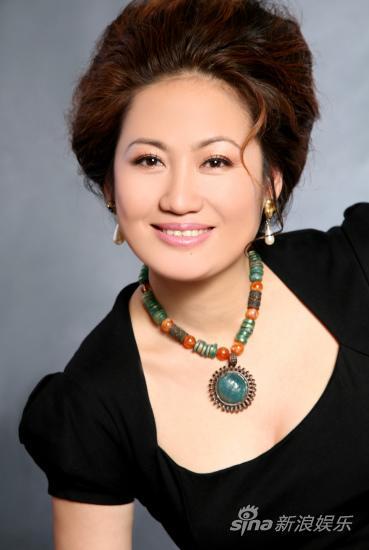 中央歌剧院女高音歌唱家--马梅