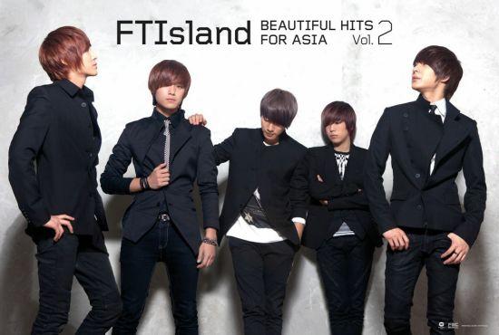 FTLsland专辑封面