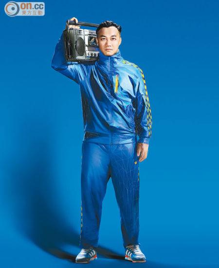 陈奕迅3D肖像重达半吨