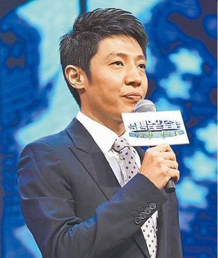 旧爱撒贝宁北京录节目