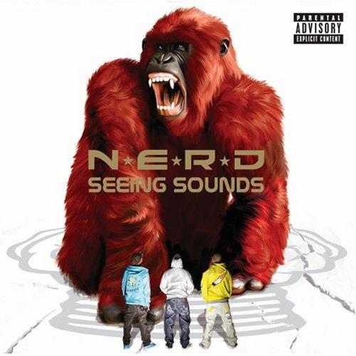 专辑:N.E.R.D.--《SeeingSounds》