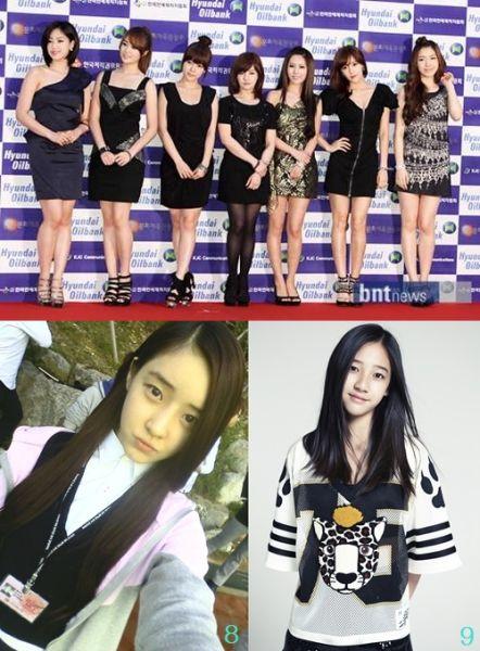 t-ara新成员全部曝光将变身9人完整体