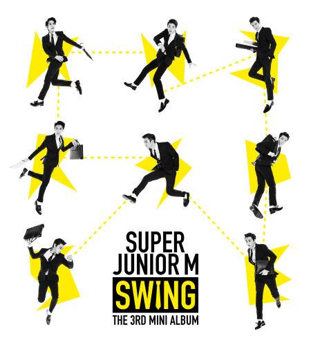 SuperJunior-M新专辑《SWING》