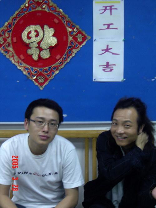 深圳DJ刘洋:我认识许巍的五年(图)