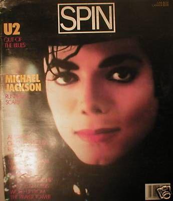 《SPIN》杂志评杰克逊:他不是天使也不是恶魔