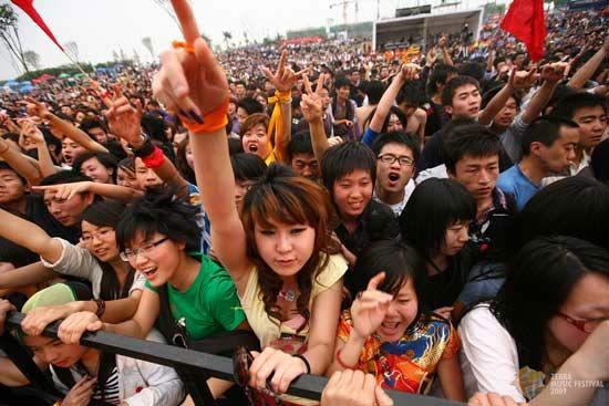 2010内地乐坛年度人物:王菲秒杀一切浮云