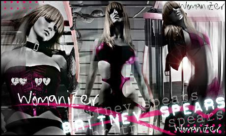 图文:歌迷自制布兰妮专辑封面--舞艺不凡