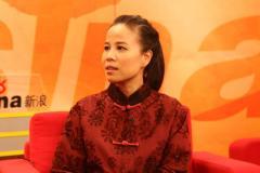 实录:朱哲琴做客呼吁关注少数民族文化(组图)
