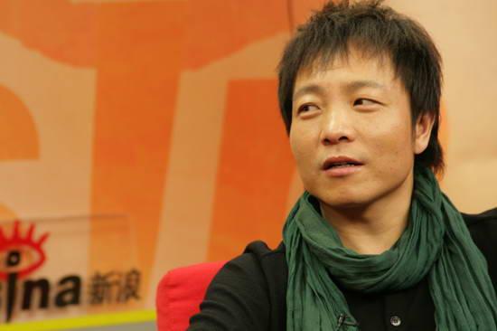 图文:许巍独家聊09个唱--一直想去国外