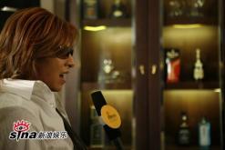 独家:摇滚乐队XJAPAN队长谈访四川灾区(图)