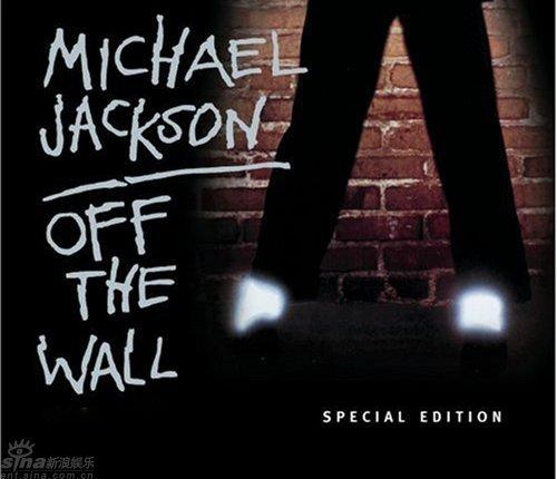 组图:迈克尔-杰克逊三大经典专辑封面集锦