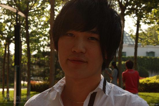 图文:麦克达人第三期花絮--阳光男孩刘凤瑶