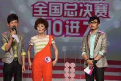 曾轶可潘虹樾李媛希无缘快女7强黄英成黑马