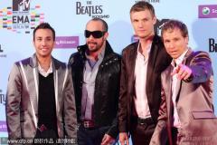 2009MTV欧洲音乐奖揭晓碧昂斯揽三项大奖(图)