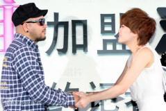 郁可唯出嫁滚石张震岳助阵约小师妹K歌(组图)