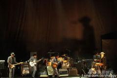 鲍勃-迪伦北京演唱会:横跨半世纪的朝圣之旅