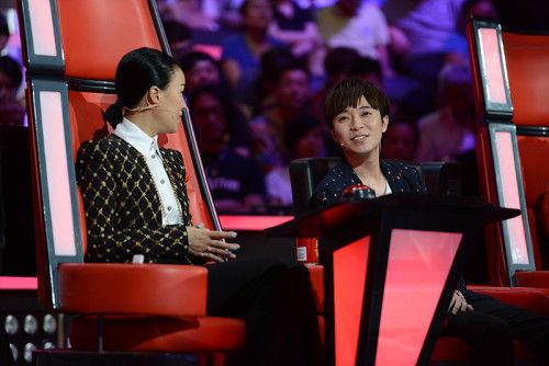 《好声音》那英组导师考核战,青峰担任梦想导师