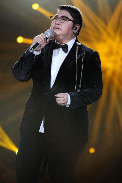 韩红《我是歌手》表演