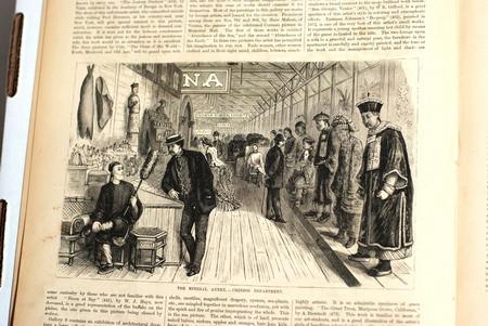 1876年世博会上的中国形象