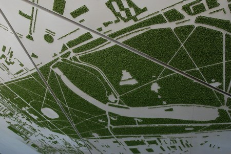 城市绿色版图,需要多少代人的坚持不懈
