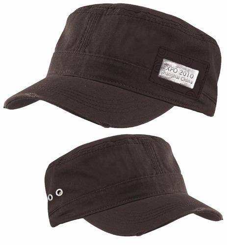 世博会徽-水洗军帽