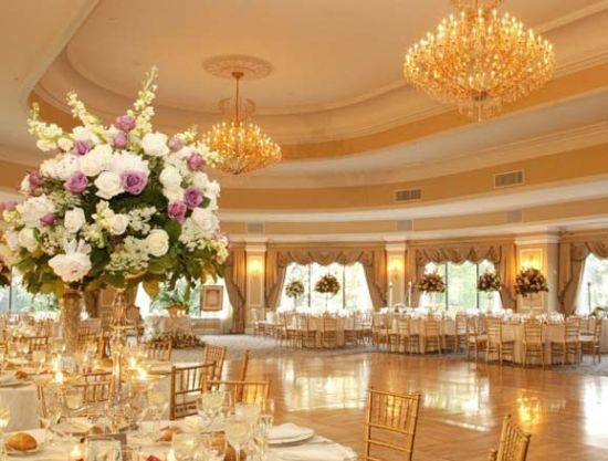 许多明星都在这里举行过婚礼,也是富豪们举办活动的钟爱之地