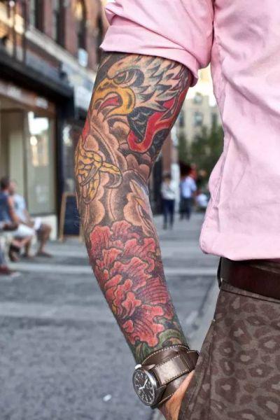 nickwooster纹身_NickWooster这个星球最会穿的男人