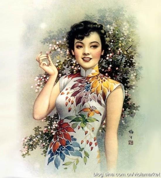 电影《黄金时代》的上映或许带来了关于民国时期中国文学的讨论,民国可以说是现代文学发展的一个黄金时代,也可说是自由进步思潮的黄金时代,亦或东西方文化碰撞的黄金时代。其实民国时期还是另一个美好事物名副其实的黄金时代,那就是旗袍。30-40年代可谓旗袍的黄金时期,在49年以后旗袍在大陆渐渐冷落,而墙外的台湾和香港却很好的保留了旗袍文化,殊不知这旗袍文化还曾漂洋过海,让欧美也掀起过旗袍的潮流。