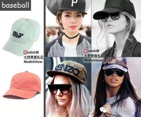 【复习。五部曲】脸型帽子 常见帽子搭配解析 - Modish饼 - Modish饼s STYLE BLOG