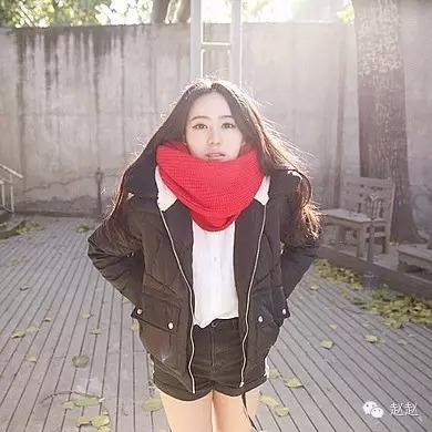 娇小女生穿搭志<wbr> <wbr>羽绒服,时尚禁区?