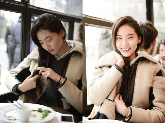 """【专访】与不只是""""模特""""的陈碧舸一起午餐"""