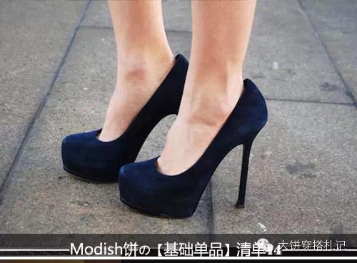 【基础单品】如果你只能拥有1双高跟鞋,你要哪一双? - Modish饼 - Modish饼s STYLE BLOG