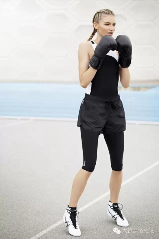 【场合着装】健身你该怎么穿?运动时尚两不误 - Modish饼 - Modish饼s STYLE BLOG