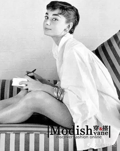 【基础单品】穿好白衬衫,轻松做女神(整合版)。 - Modish饼 - Modish饼s STYLE BLOG
